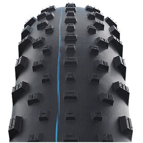 "SCHWALBE Jumbo Jim Super Ground Evolution Folding Tyre 26x4.80"" TLE E-25 Addix Speedgrip black"
